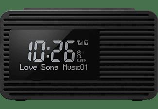 PANASONIC RC-D 8 EG-K Radiowecker, DAB+, FM, Schwarz
