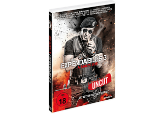 The Expendables 3 - A Man's Job DVD