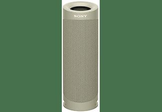 Altavoz inalámbrico - Sony SRSXB23C, Bluetooth, Extra Bass, Autonomía 12h, Resiste agua y polvo, IP67, Gris