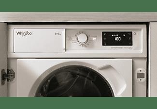 Lavadora secadora - Whirpool BI WDWG 861484 EU, 8 kg lavado, 6 kg secado, 1400 rpm, 7 programas, FreshCare+
