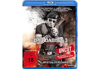 The Expendables 3 - A Man's Job Blu-ray