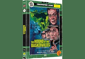 Der Hund von Baskerville - Uncut - Mediabook limitiert auf 250 Stück (Nummeriert) (+ DVD) Blu-ray + DVD