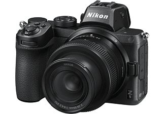 NIKON Z5 Kit Systemkamera mit Objektiv 24-50 mm, 8 cm Display Touchscreen, WLAN