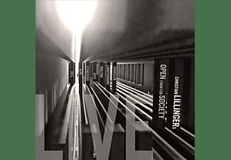 Christian Lillinger - Open Form For Society Live  - (CD)