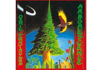 The Ozric Tentacles - ARBORESCENCE (2020 ED WYNNE REMASTER)  - (Vinyl)