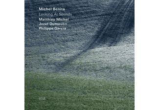 Michel Benita, Matthieu Michel, Jozef Dumoulin, Philippe Garcia - Looking At Sounds  - (CD)