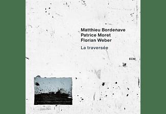 Matthieu Bordenave, Patrice Moret, Florian Weber - La Traversee  - (CD)