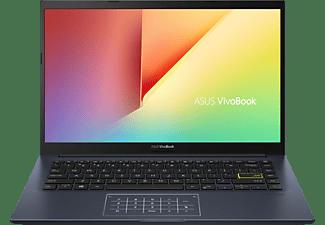 ASUS VivoBook 14 S413EA-EB094T, Notebook mit 14 Zoll Display, Intel® Core™ i5 Prozessor, 8 GB RAM, 512 GB SSD, Intel Iris Xe Grafik, Bespoke Black