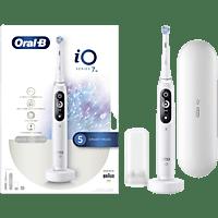 ORAL-B Elektrische Zahnbürste iO Series 7N White Alabaster