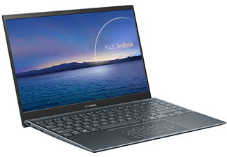 ASUS ZenBook 14 UX425EA-HM115T, Notebook mit 14 Zoll Display, Intel® Core™ i7 Prozessor, 16 GB RAM, 512 GB SSD, Intel® UHD Graphics, Pine Grey