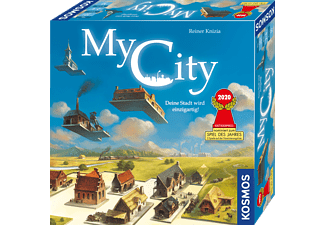 KOSMOS My City Spiel Mehrfarbig