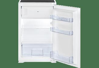 BOMANN KSE 7805 Kühlschrank (F, 880 mm hoch, Weiß)