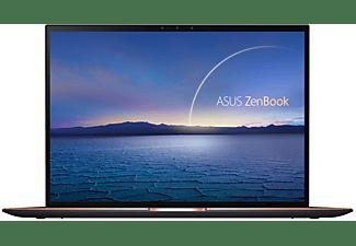 ASUS Zenbook S13 UX393EA-HK001T EVO, Notebook mit 13,9 Zoll Display, Intel® Core™ i7 Prozessor, 16 GB RAM, 1 TB SSD, Intel® Iris™ Plus Graphics, Jade Black