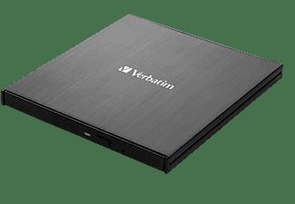 VERBATIM 43886 EXT. SLIMLINE USB 3.2 CD-DVD WRITER USB-C B extern DVD-Laufwerk