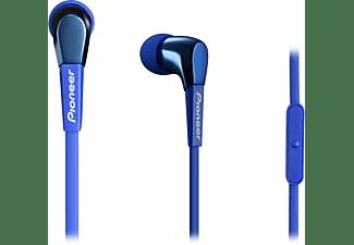 PIONEER SE-CL722T, In-ear Kopfhörer Blau