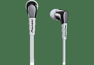 PIONEER SE-CL722T, In-ear Kopfhörer Weiß