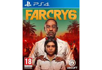 Far Cry 6 FR/NL PS4