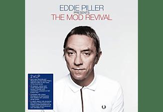 VARIOUS - EDDIE PILLER PRESENTS THE MOD REVIVAL  - (Vinyl)