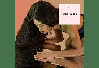 VARIOUS - FUTURE DISCO - VISIONS OF LOVE  - (Vinyl)