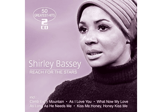 Shirley Bassey - Reach For The Stars-50 Greatest Hits  - (CD)