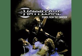 Battleaxe - POWER FROM THE UNIVERSE (REREL)/DIGI  - (Vinyl)