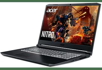 "Portátil gaming - Acer Nitro 5 AN517-52-758K, 17"" FHD, Intel® Core™ i7-10750H, 16GB, 1024GB SSD, RTX2060, FDOS"