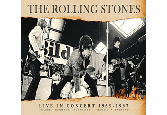 The Rolling Stones - Live in Concert 1965-1967  - (CD)