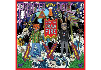 Painted Doll - HOW TO DRAW FIRE (LIM PURPLE VINYL)  - (Vinyl)