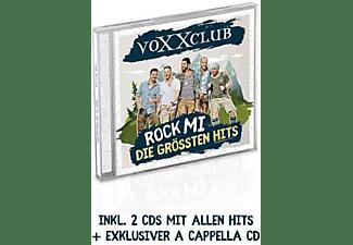 Voxxclub - ROCK MI-DIE GRÖSSTEN HITS (DELUXE EDITION)  - (CD)