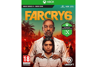 Far Cry 6 NL/FR Xbox One