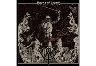 Evoke - SEEDS OF DEATH (BLACK VINYL)  - (Vinyl)
