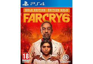 Far Cry 6 Gold Edition NL/FR PS4