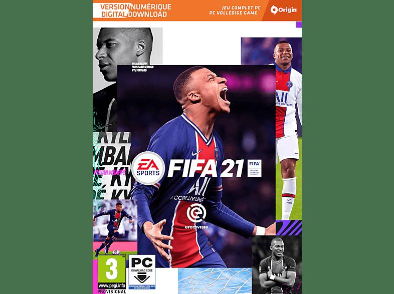Fifa 21 NL/FR PC (Code in a box)