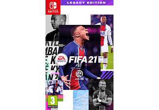 Fifa 21 Legacy Edition NL/FR Switch