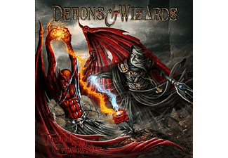 Demons & Wizards - Touched By The Crimson King (Remasters 2019)  - (CD)
