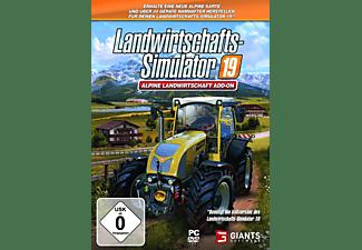 LANDWIRTSCHAFTS-SIM.19-ALPINE LANDW.ADD ON - [PC]
