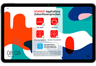 HUAWEI Matepad LTE, Tablet, 32 GB, 10,4 Zoll, Midnight Grey