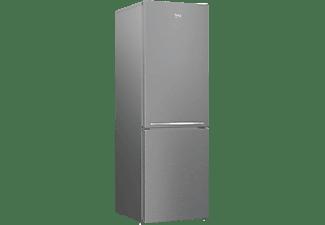 BEKO RCNA 366 K 40 XBN Kühlgefrierkombination (E, 1852 mm hoch, Edelstahl-Look)