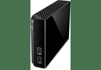 SEAGATE Backup Plus HUB Festplatte, 14 TB HDD, 3,5 Zoll, extern, Schwarz