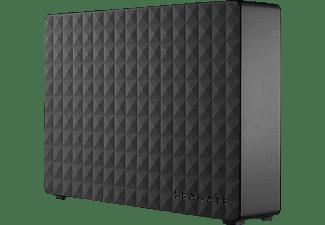 SEAGATE Expansion Desktop Festplatte, 12 TB HDD, 3,5 Zoll, extern, Schwarz