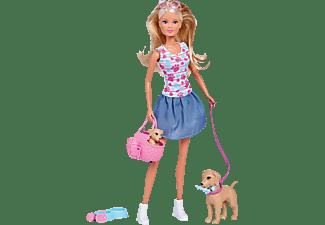 SIMBA TOYS SL Puppy Walk Spielzeugpuppe Mehrfarbig