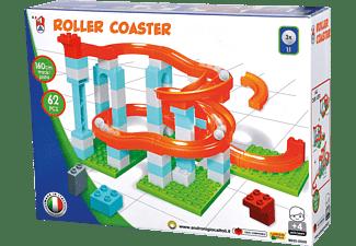 SIMBA TOYS Kugelbahn 62 Teile Spielzeug, Mehrfarbig