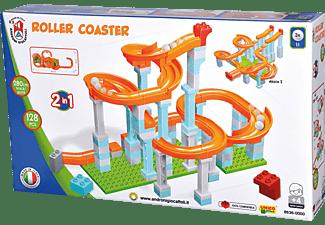 SIMBA TOYS Kugelbahn 128 Teile Spielzeug, Mehrfarbig