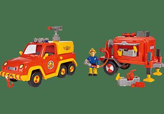 SIMBA TOYS Sam Venus mit Anhänger und Figur Spielzeugset Mehrfarbig