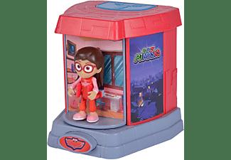 SIMBA TOYS PJM Verwandlung Amaya/Eulette Spielzeugset Mehrfarbig