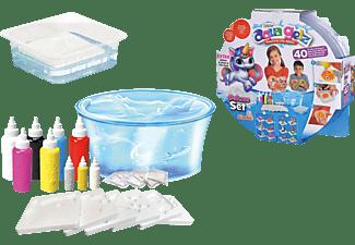 SIMBA TOYS Aqua Gelz Deluxe Set Mal-/Bastelspielzeug, Mehrfarbig