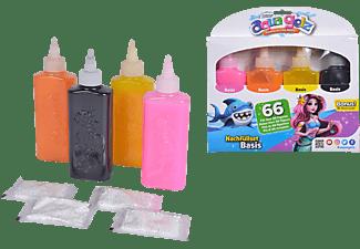 SIMBA TOYS Aqua Gelz Nachfüllset Basis Mal-/Bastelspielzeug, Mehrfarbig