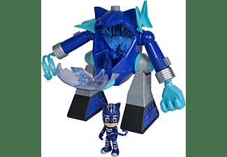 SIMBA TOYS PJM Turbo Roboter Catboy Spielzeugfigur Mehrfarbig