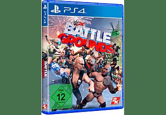 WWE 2K Battlegrounds - [PlayStation 4]