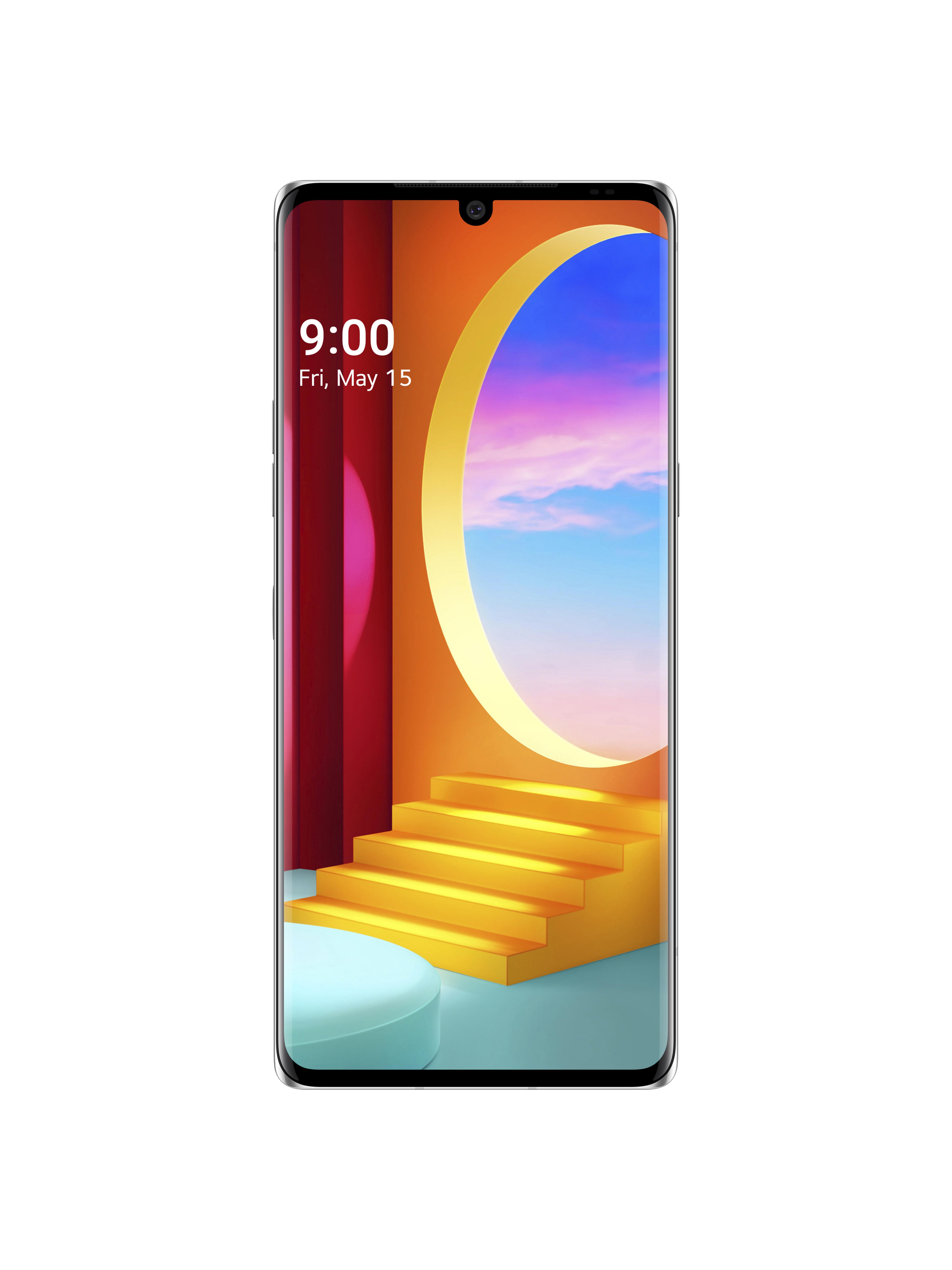 LG Velvet 4G (128 GB): Dual-SIM-Smartphone